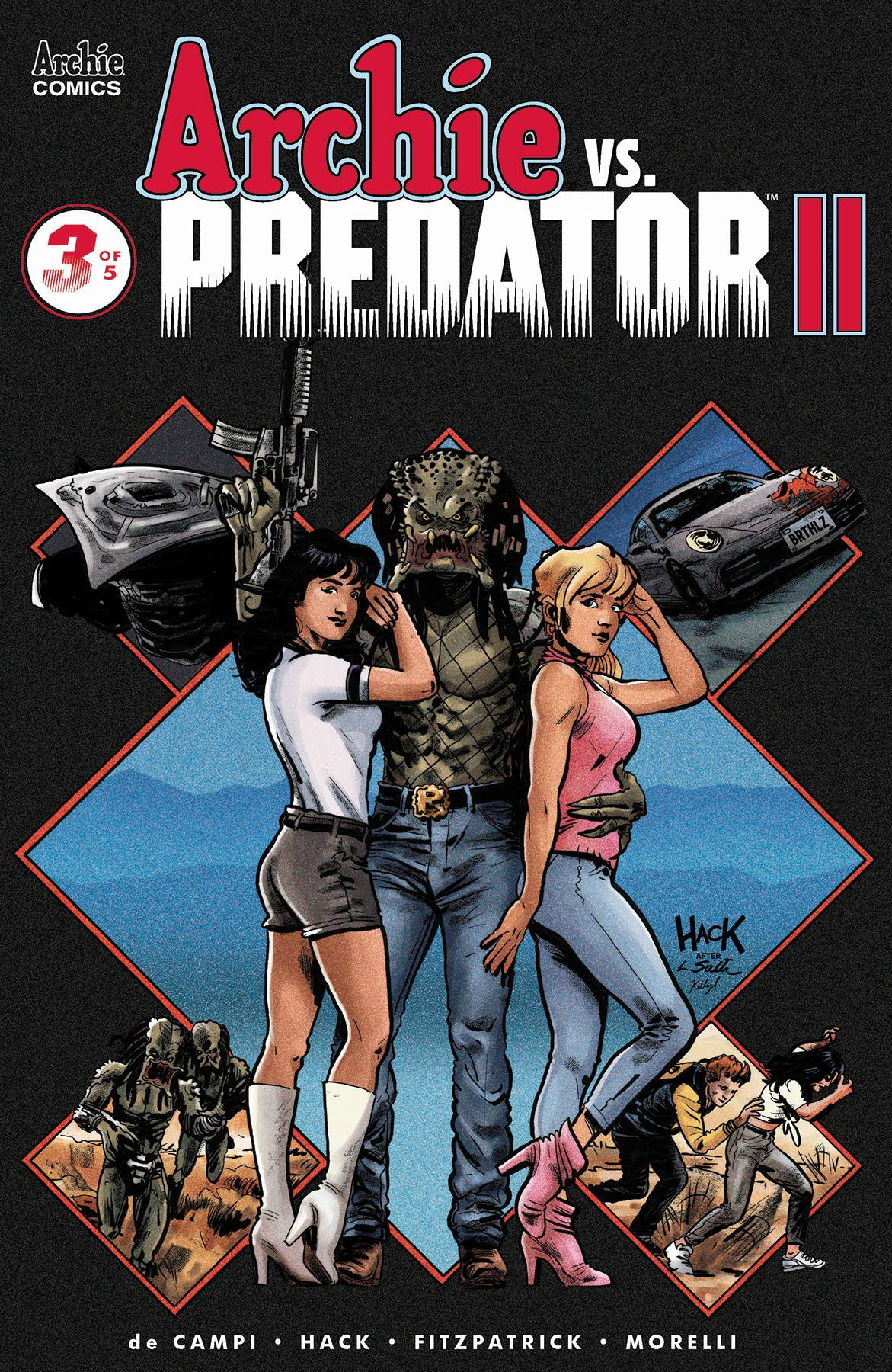Archie vs Predator 2 #3 (2019)