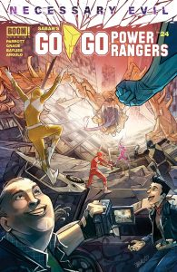 Go Go Power Rangers #24 (2019)
