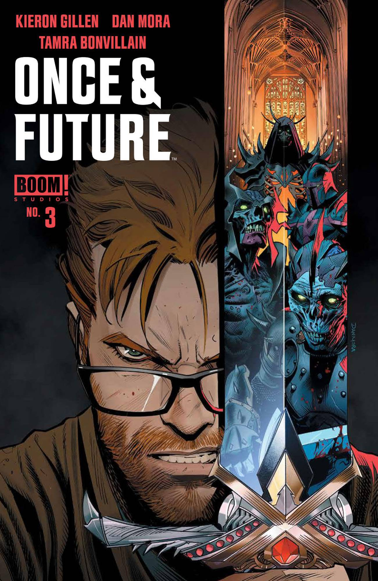 Once & Future #3 (2019)