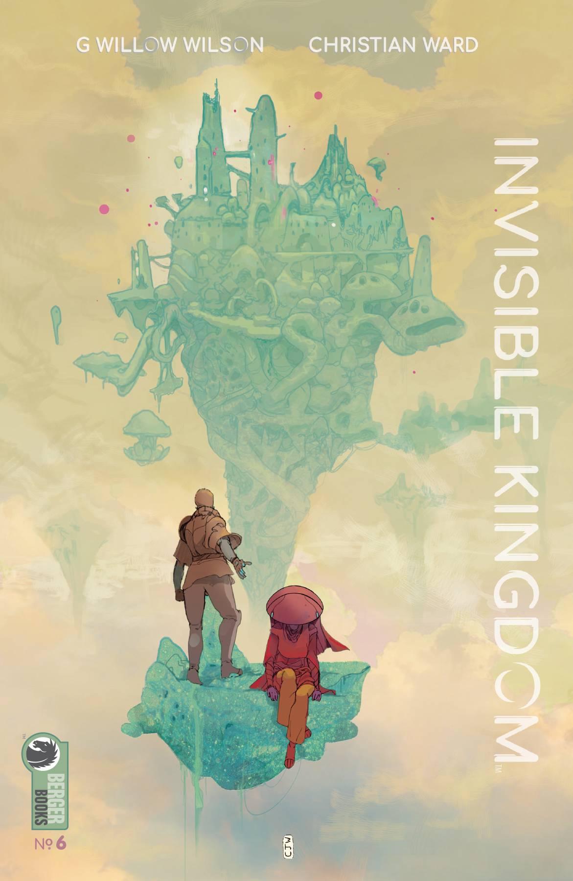 Invisible Kingdom #6 (2019)