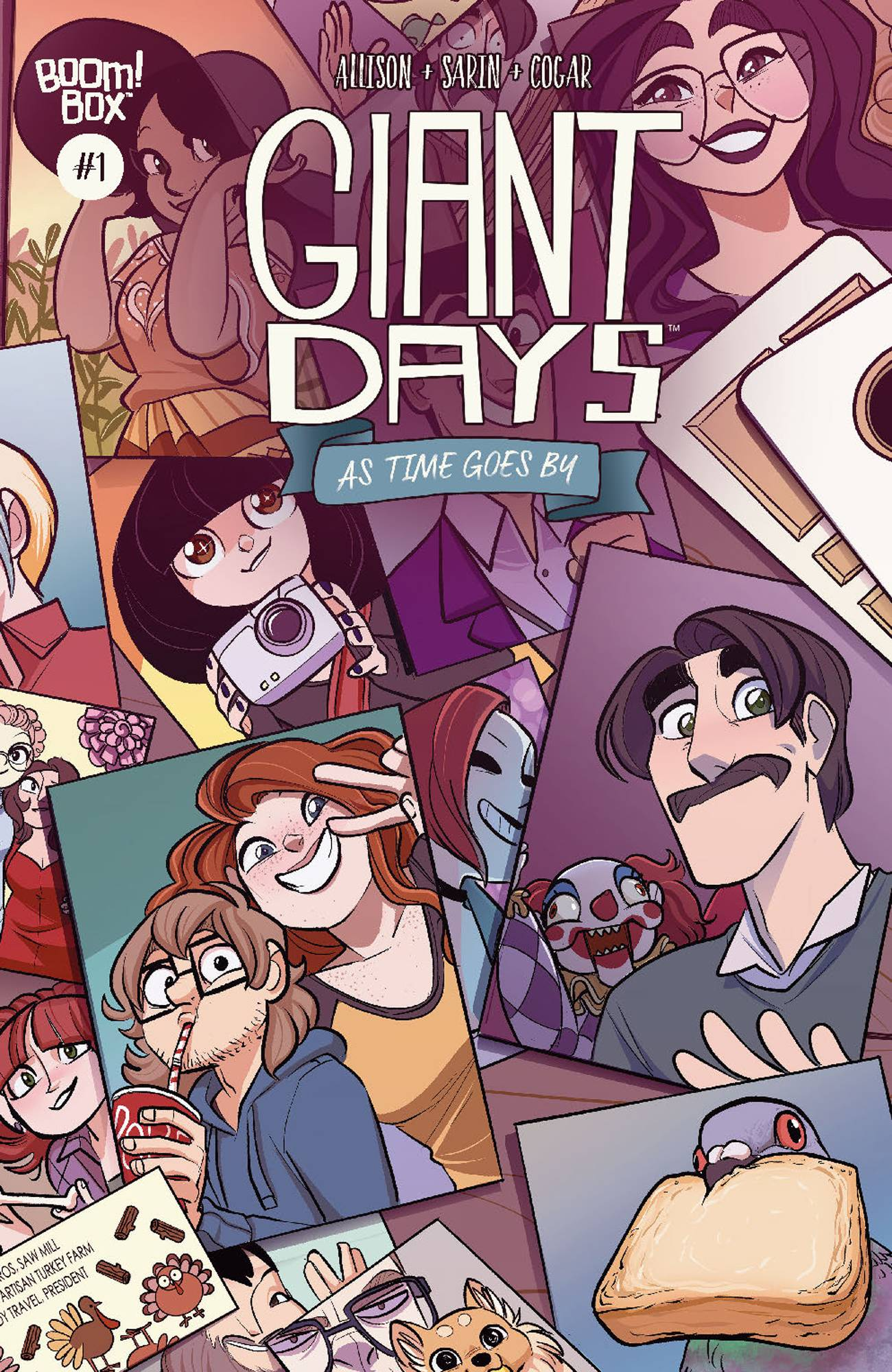 Giant Days: As Time Goes By #1 (2019)