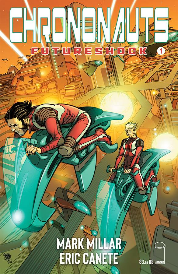 Chrononauts: Futureshock #1 (2019)