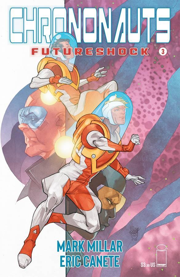 Chrononauts: Futureshock #3 (2019)