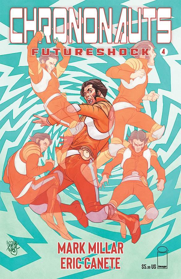 Chrononauts: Futureshock #4 (2019)