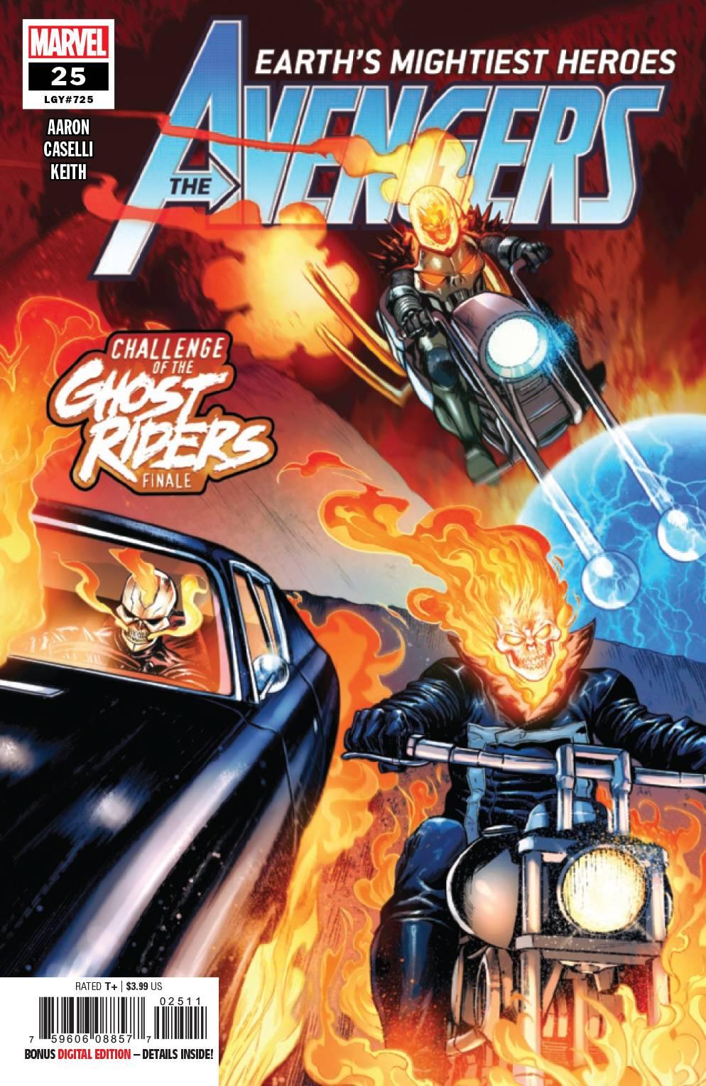 Avengers: Earth's Mightiest Heroes #25 (2019)
