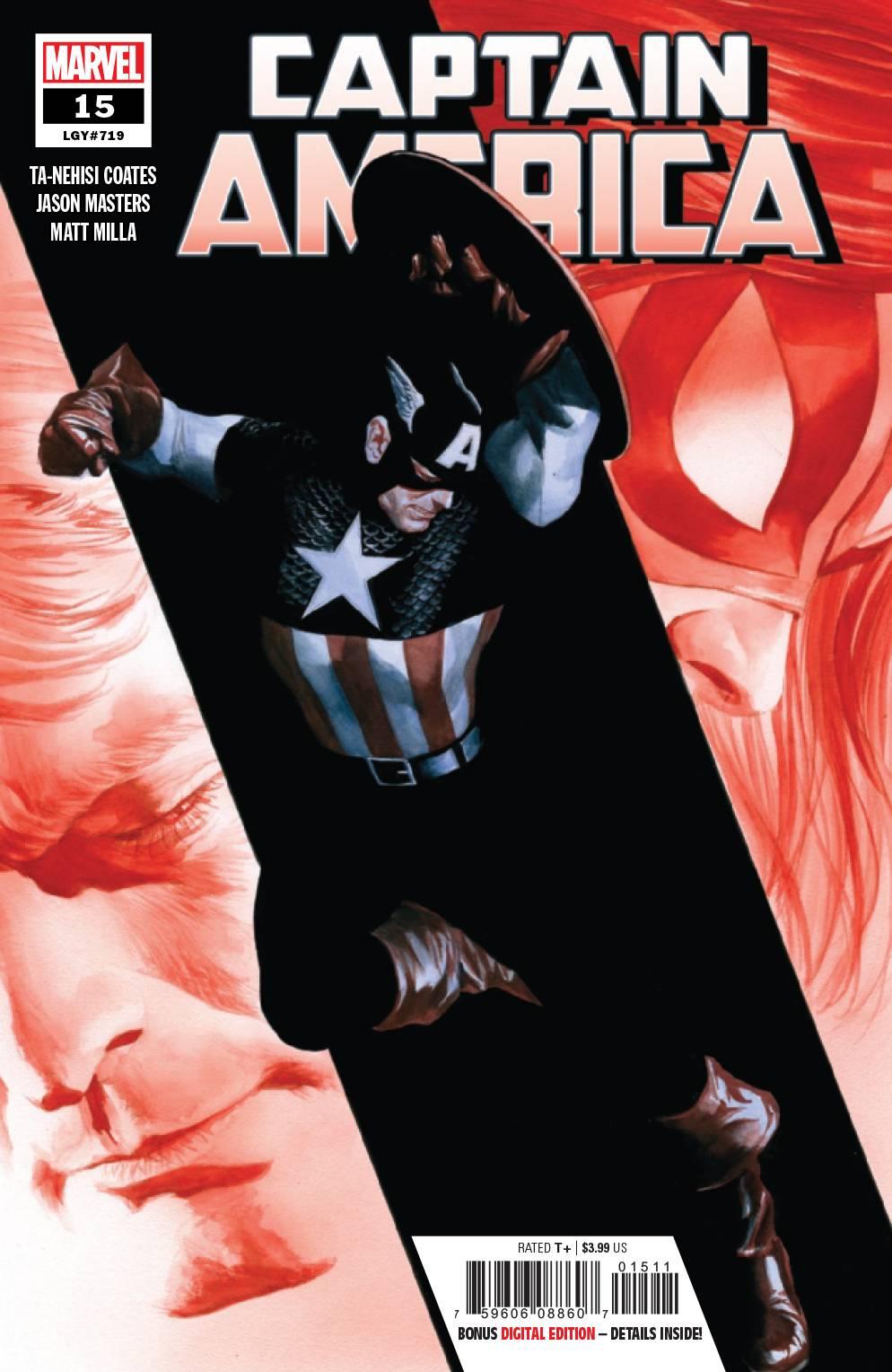 Captain America #15 (2019)