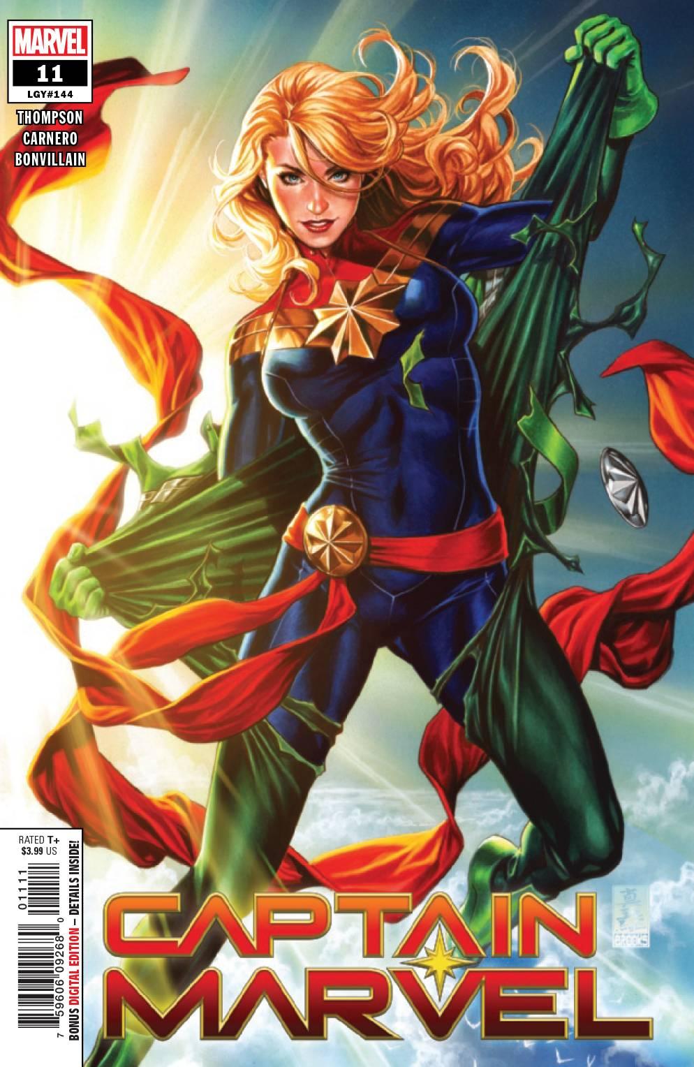 Captain Marvel #11 (2019)
