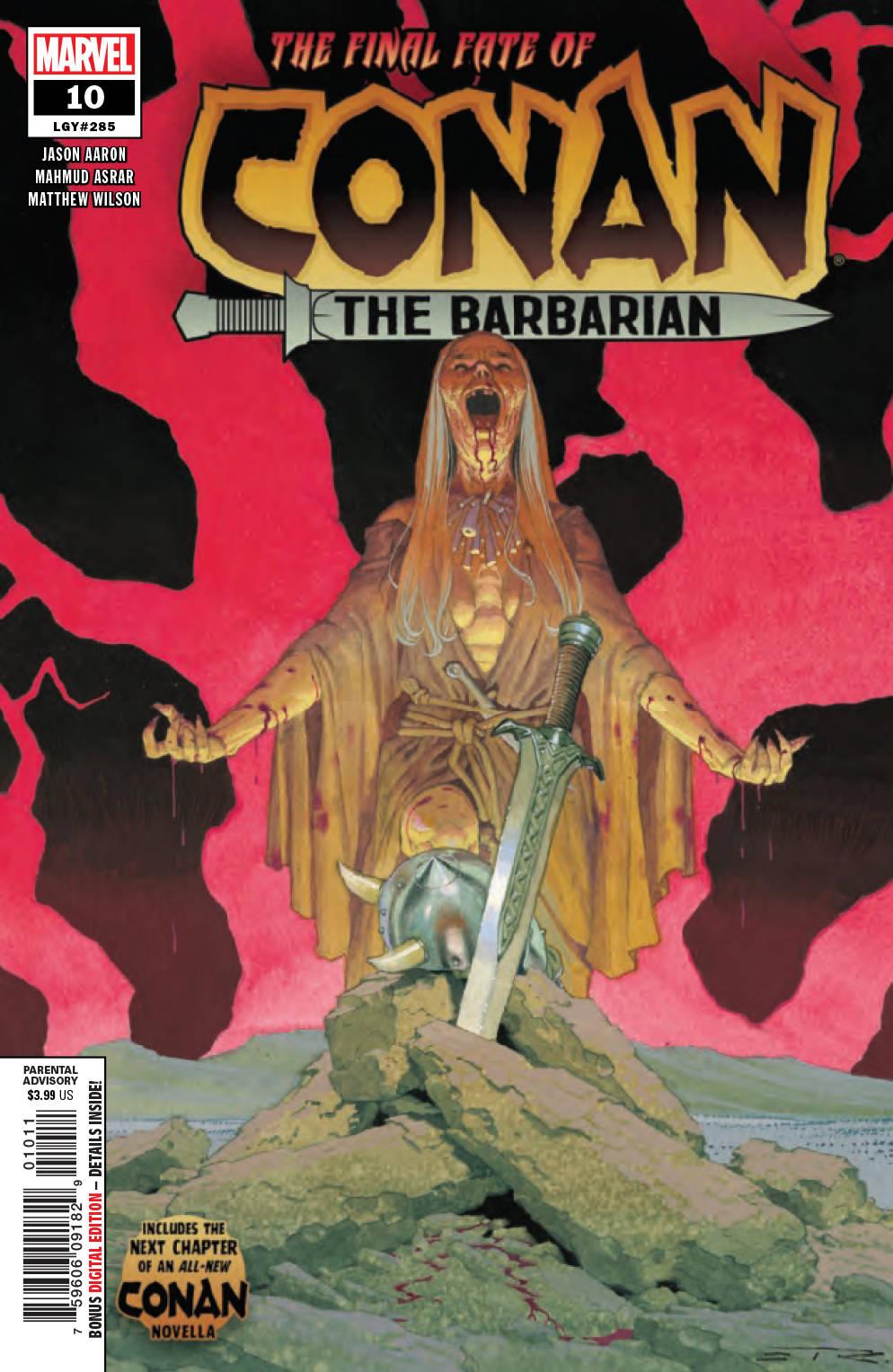 Conan The Barbarian #10 (2019)