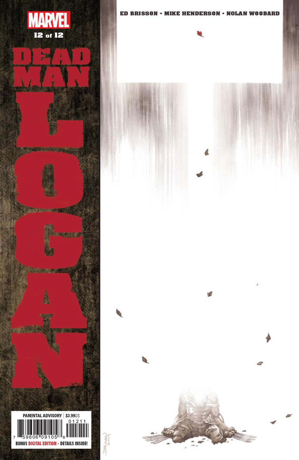 Dead Man Logan #12 (2019)