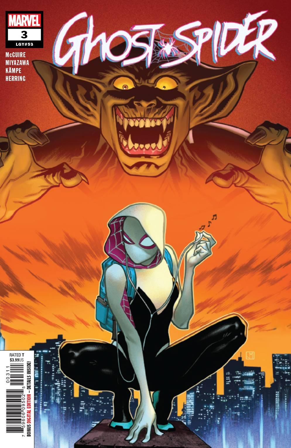 Ghost-Spider #3 (2019)