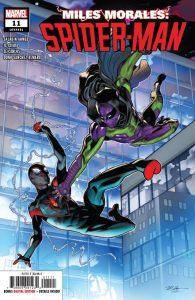 Miles Morales: Spider-Man #11 (2019)
