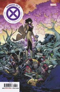 Powers Of X #6 (2019)