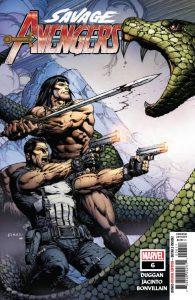 Savage Avengers #6 (2019)