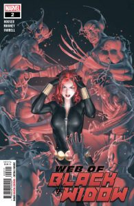 The Web Of Black Widow #2 (2019)