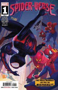 Spider-Verse #1 (2019)