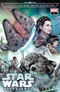 Journey Star Wars: The Rise Skywalker - Allegiance #1 (2019)