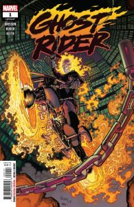 Ghost Rider #1 (2019)