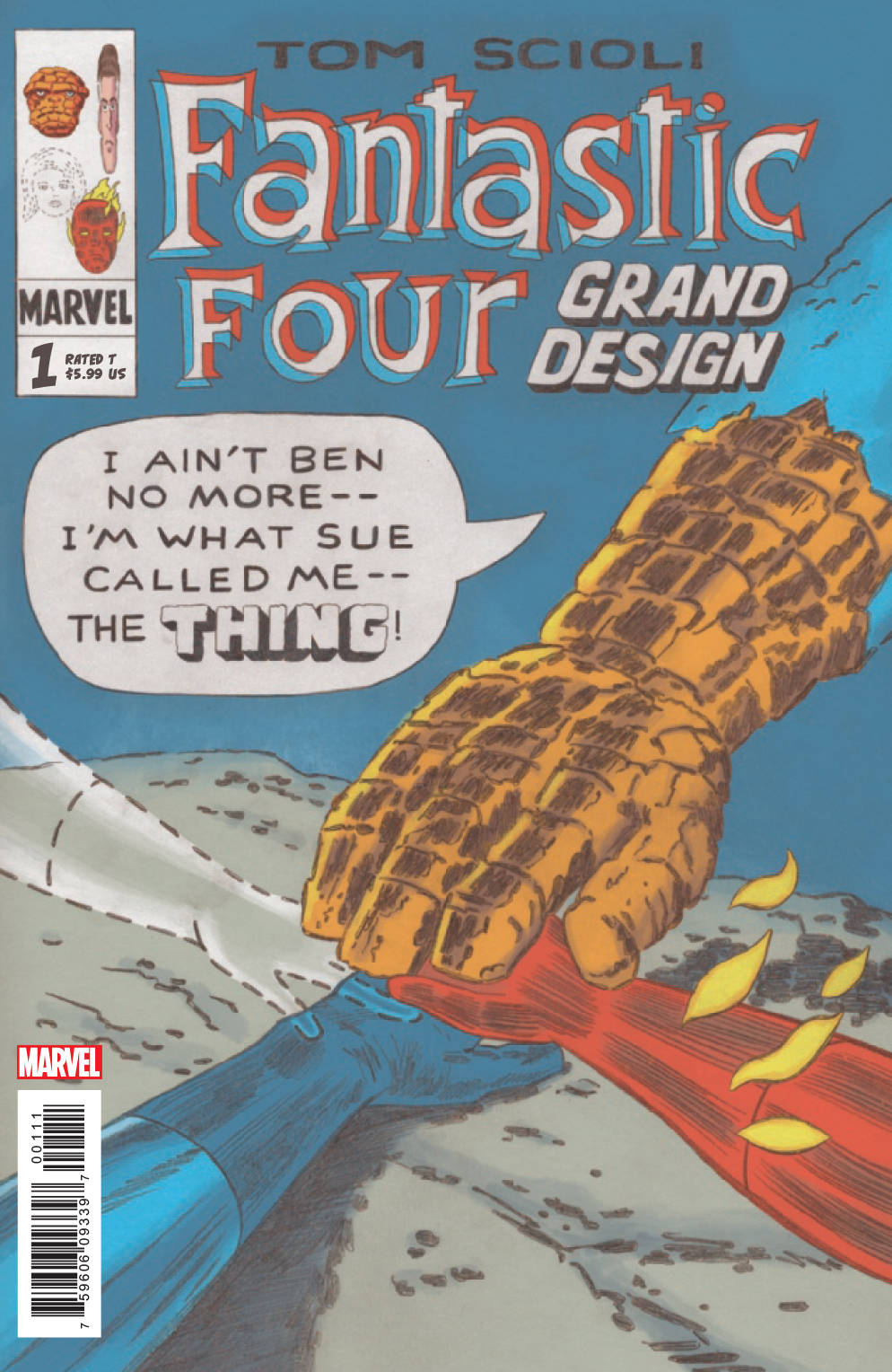 Fantastic Four: Grand Design #1 (2019)