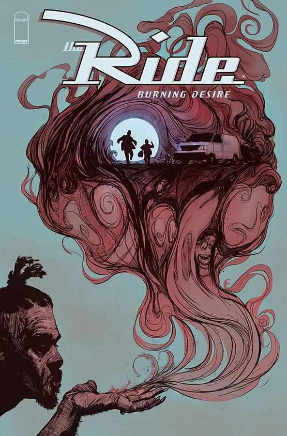 The Ride: Burning Desire #5 (2019)