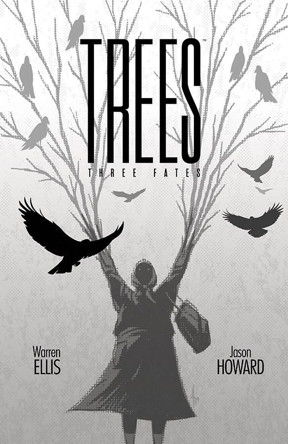 Trees: Three Fates #2 (2019)