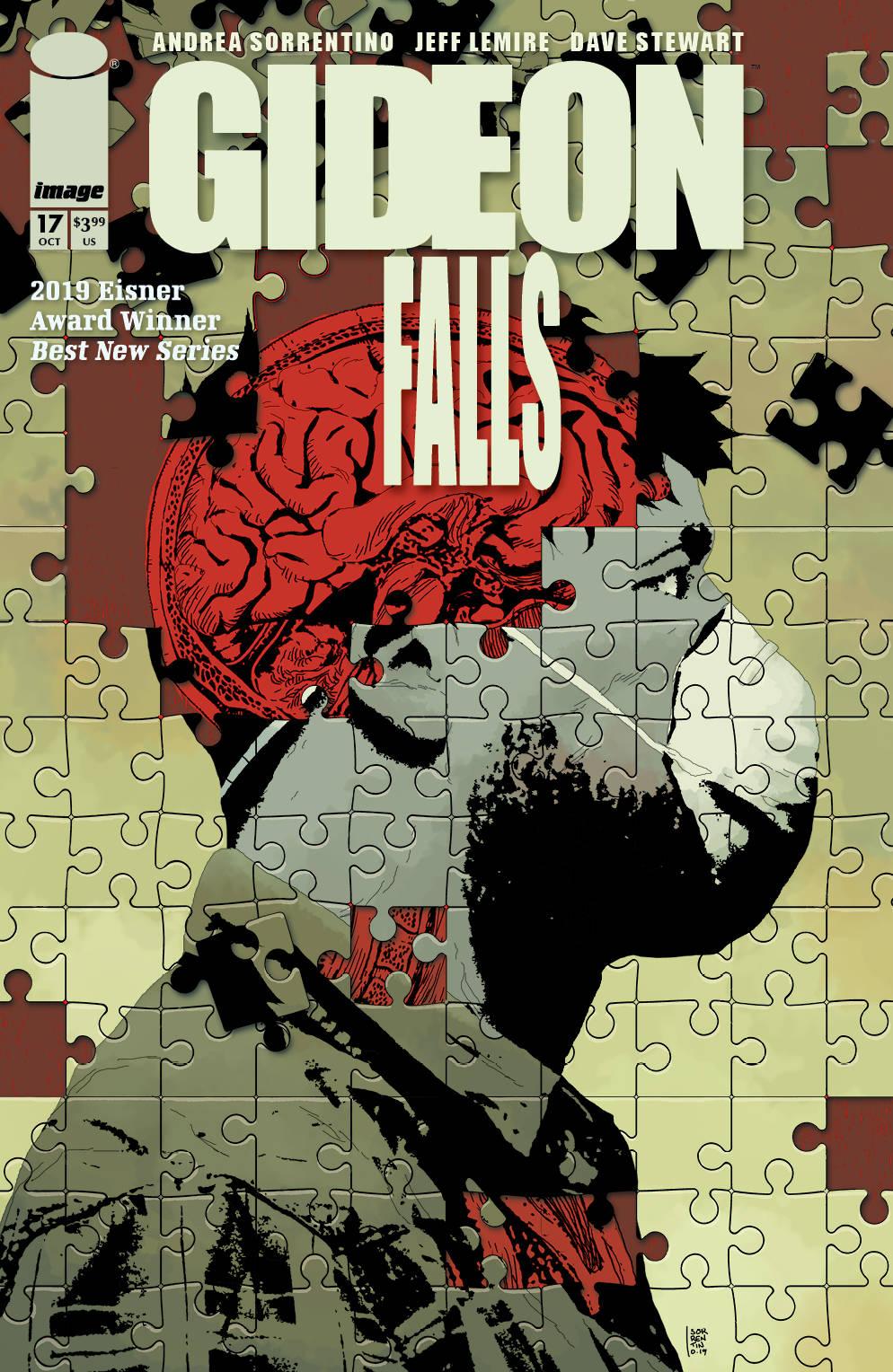 Gideon Falls #17 (2019)