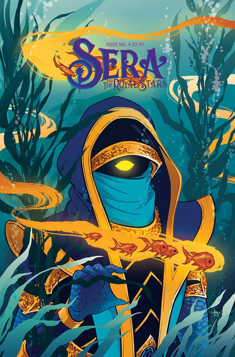 Sera & the Royal Stars #4 (2019)