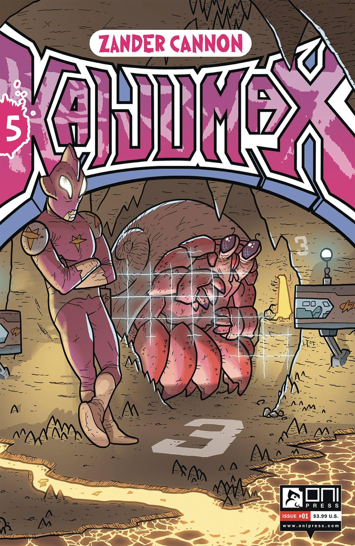 Kaijumax Season 5 #1 (2019)