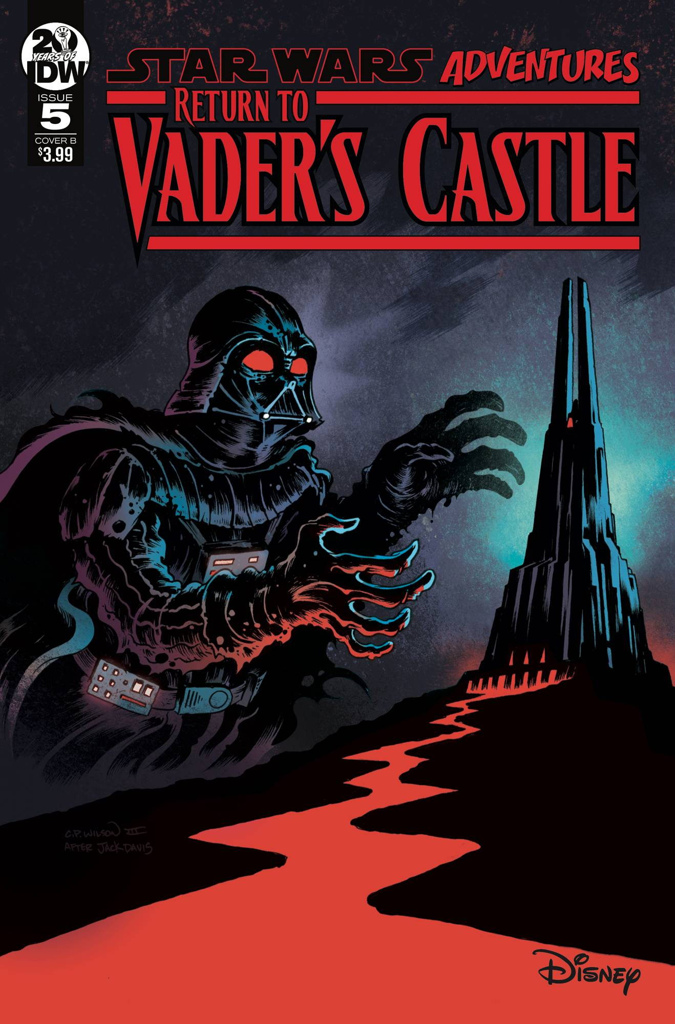 Star Wars Adventures: Return To Vader's Castle #5 (2019)