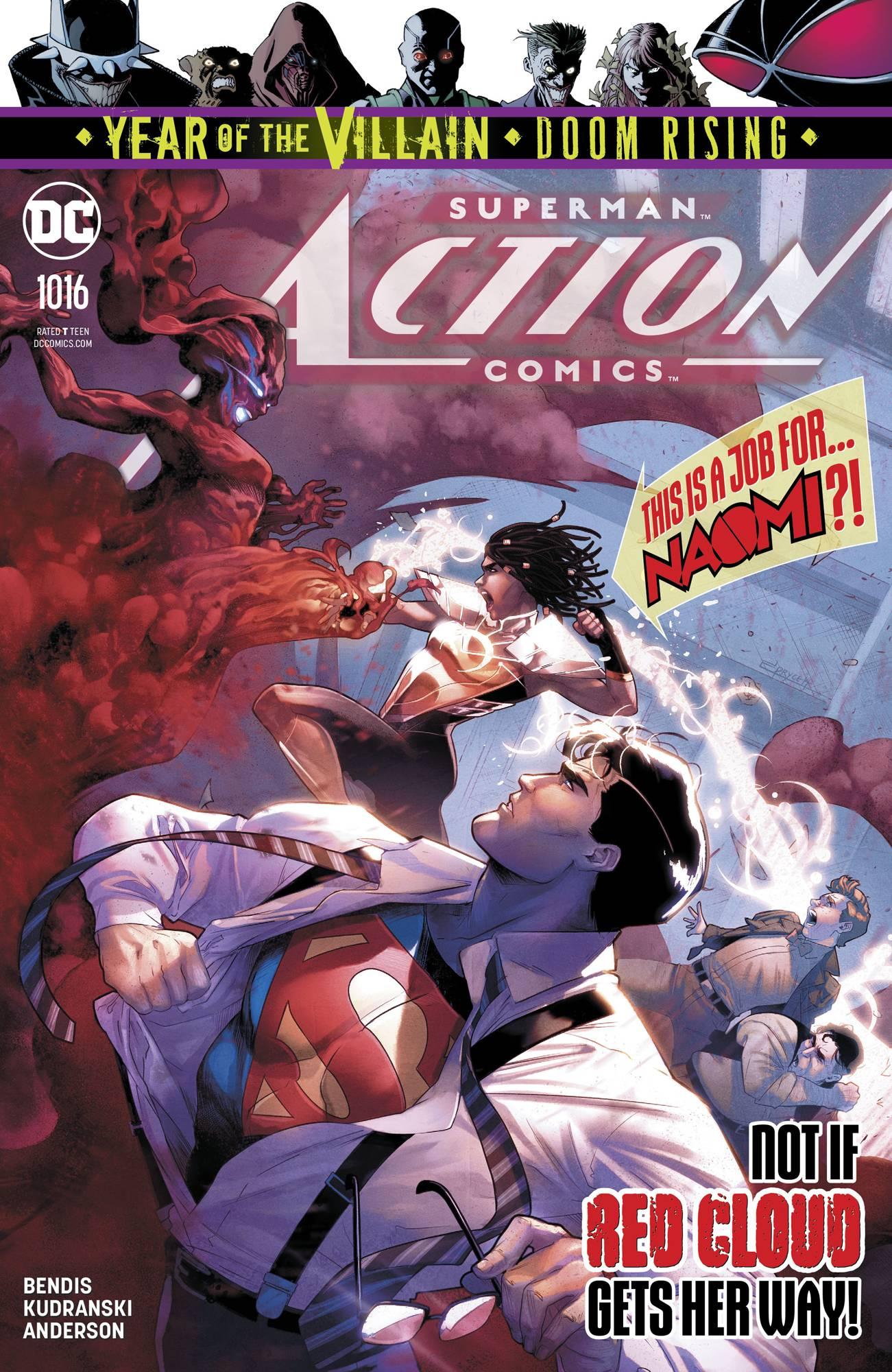 Action Comics #1016 (2019)