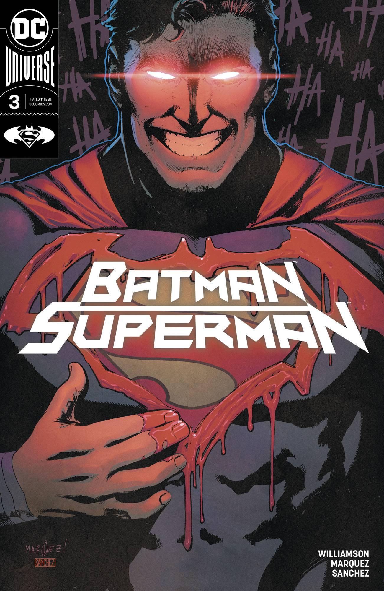 Batman / Superman #3 (2019)