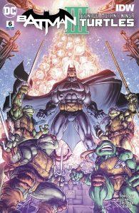 Batman / Teenage Mutant Ninja Turtles III #6 (2019)