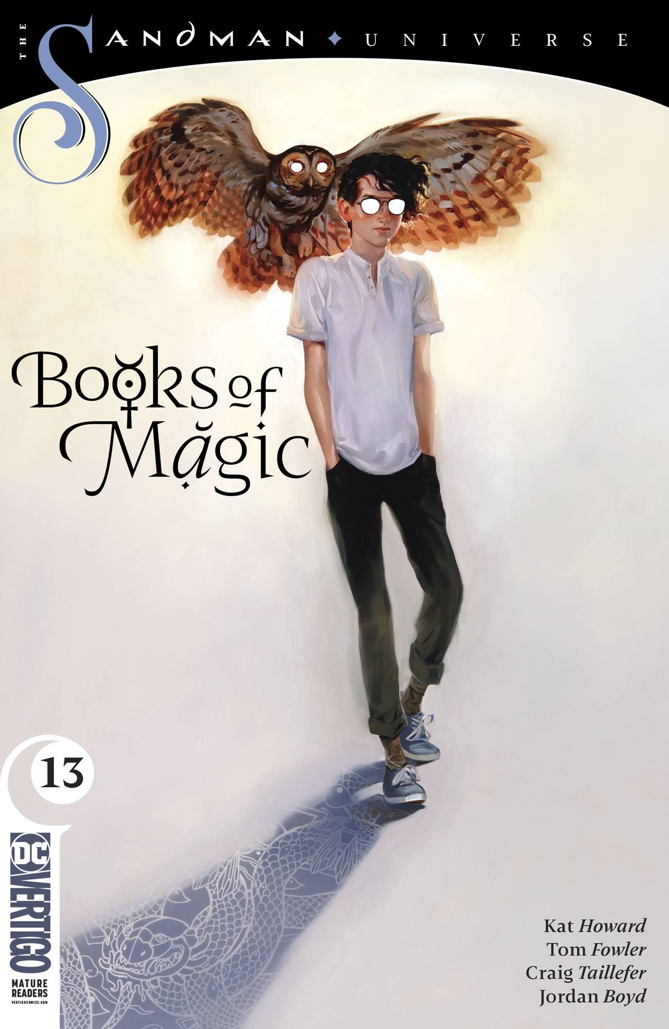 Books Of Magic #13 (2019)