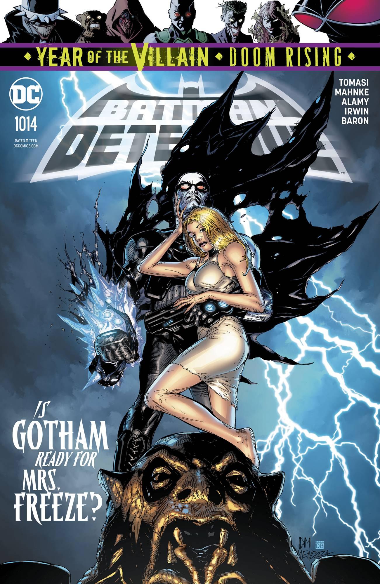 Detective Comics #1014 (2019)