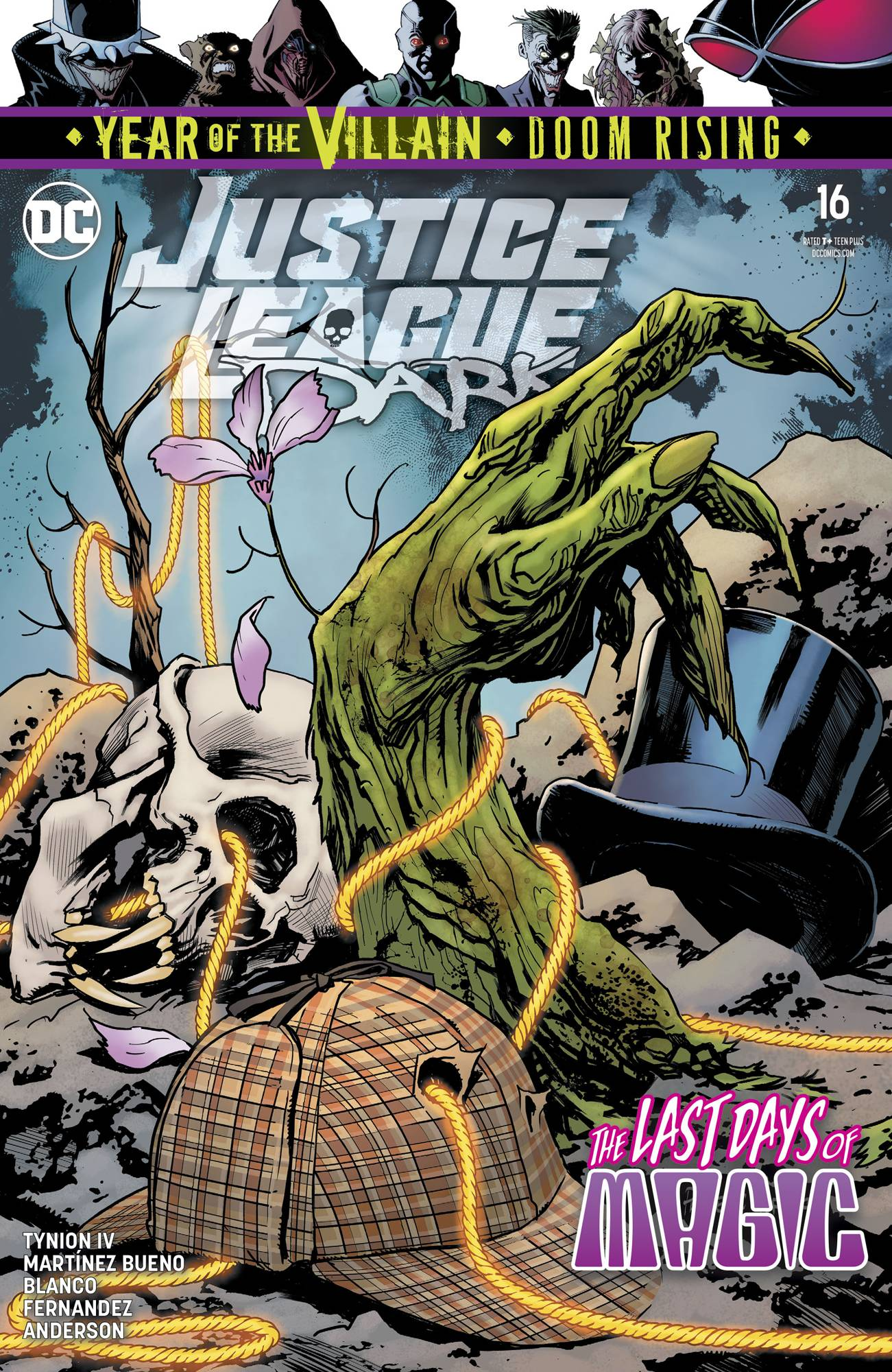 Justice League Dark #16 (2019)