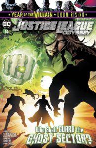 Justice League Odyssey #14 (2019)