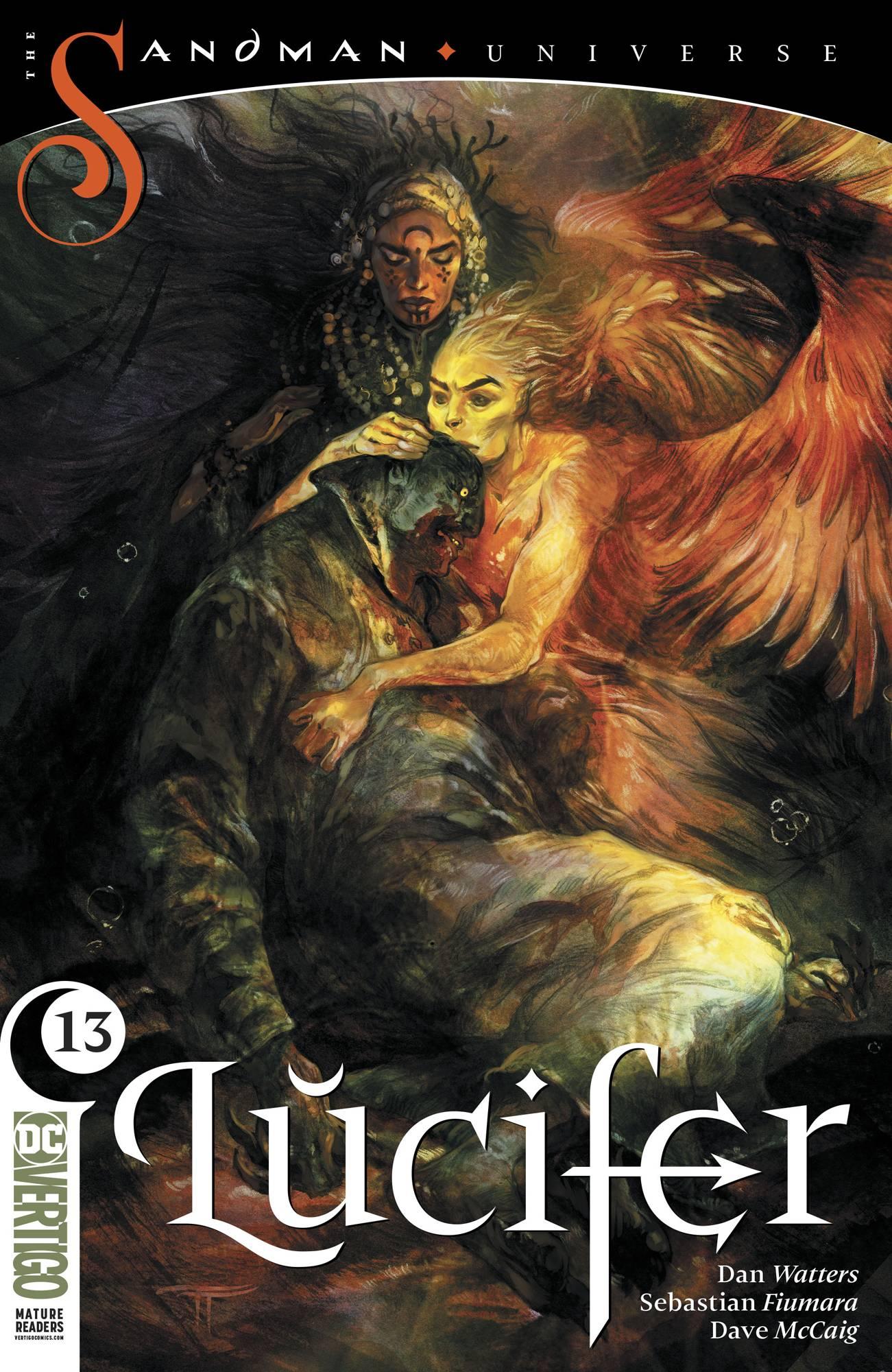 Lucifer #13 (2019)