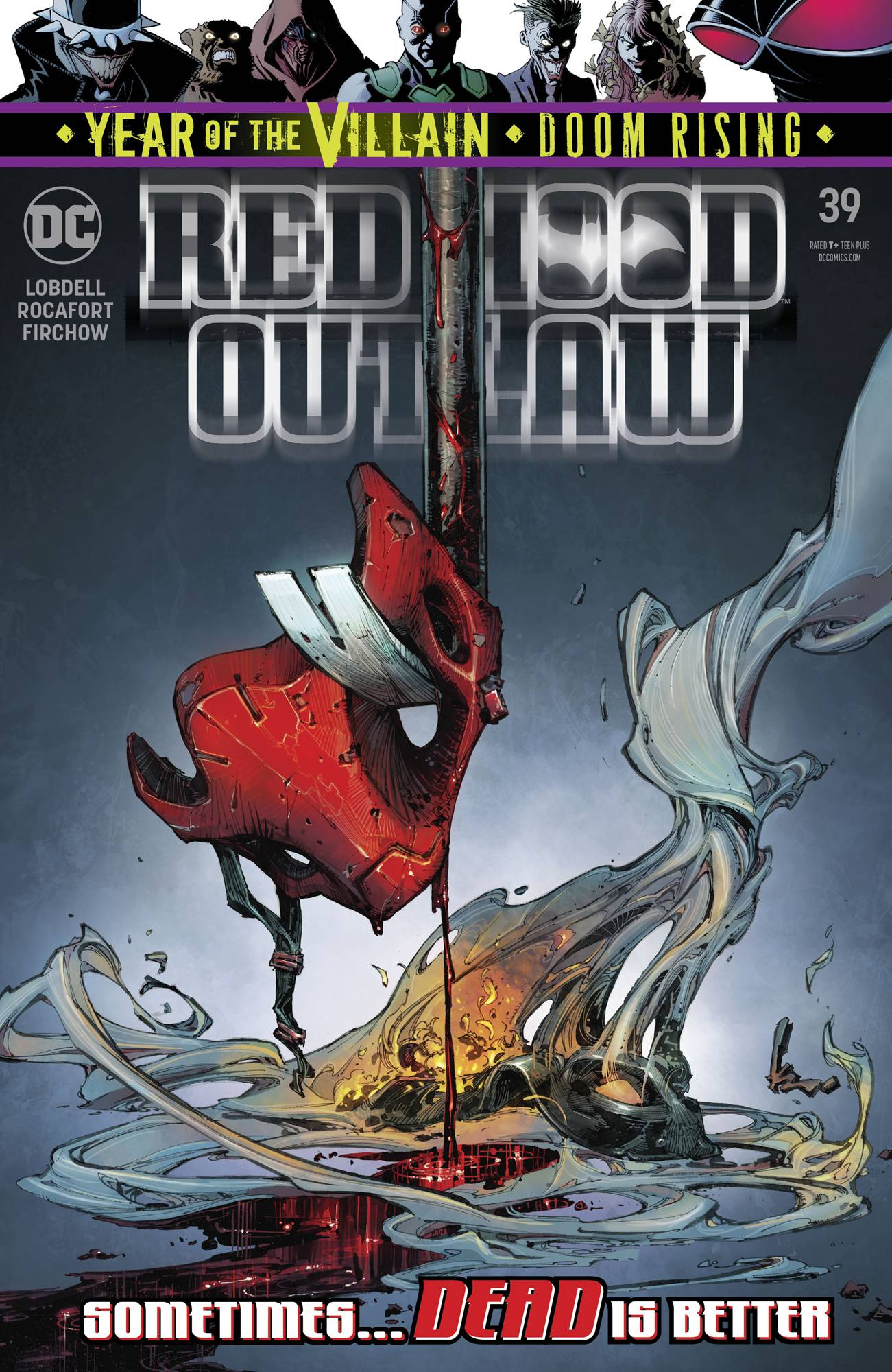 Red Hood and the Outlaws #39 (2019)