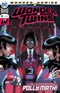 Wonder Twins #8 (2019)
