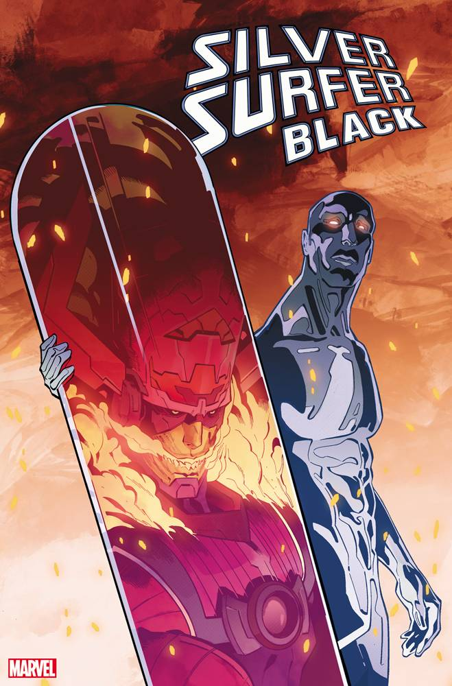 Silver Surfer: Black #5 (2019)