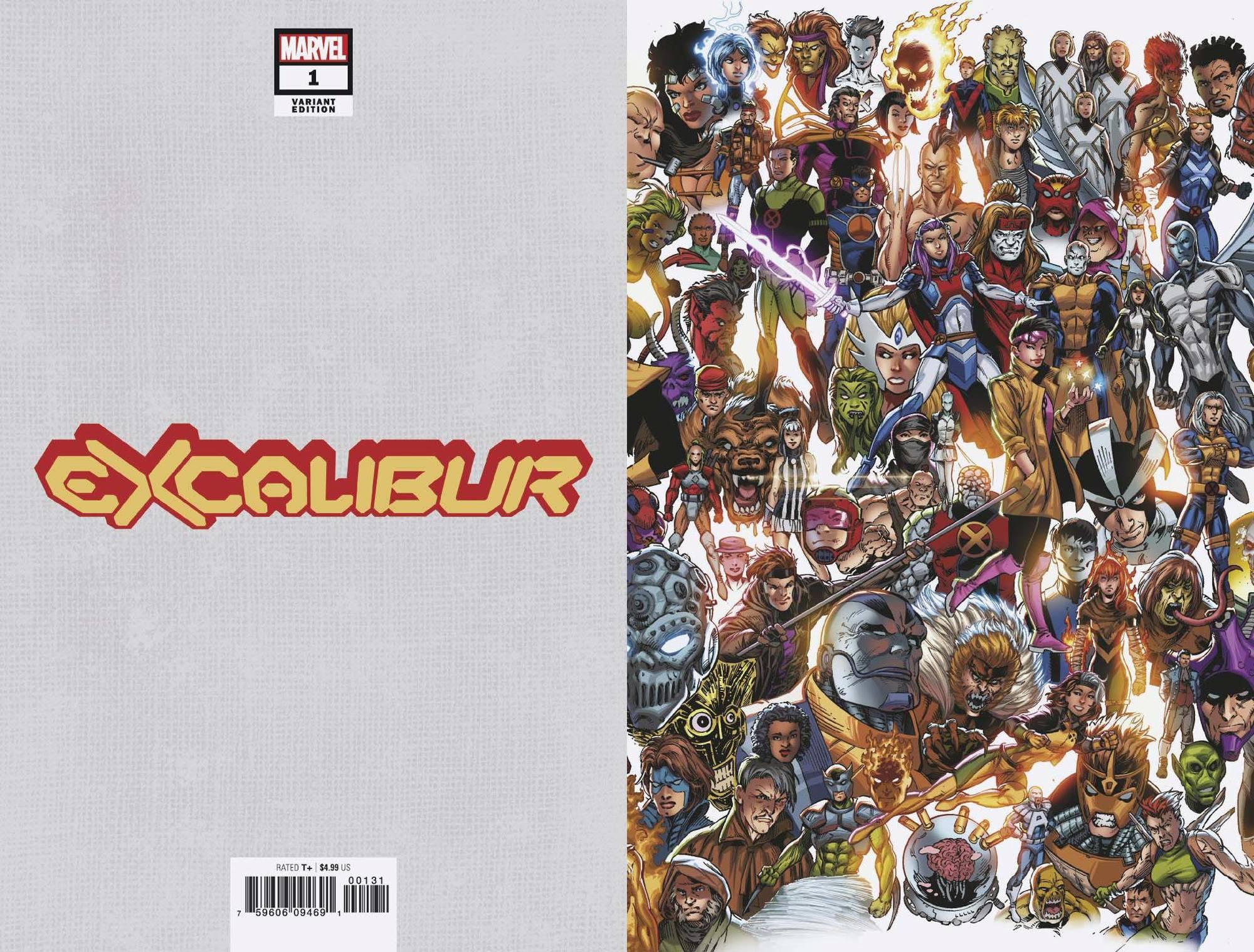 Excalibur #1 (2019)