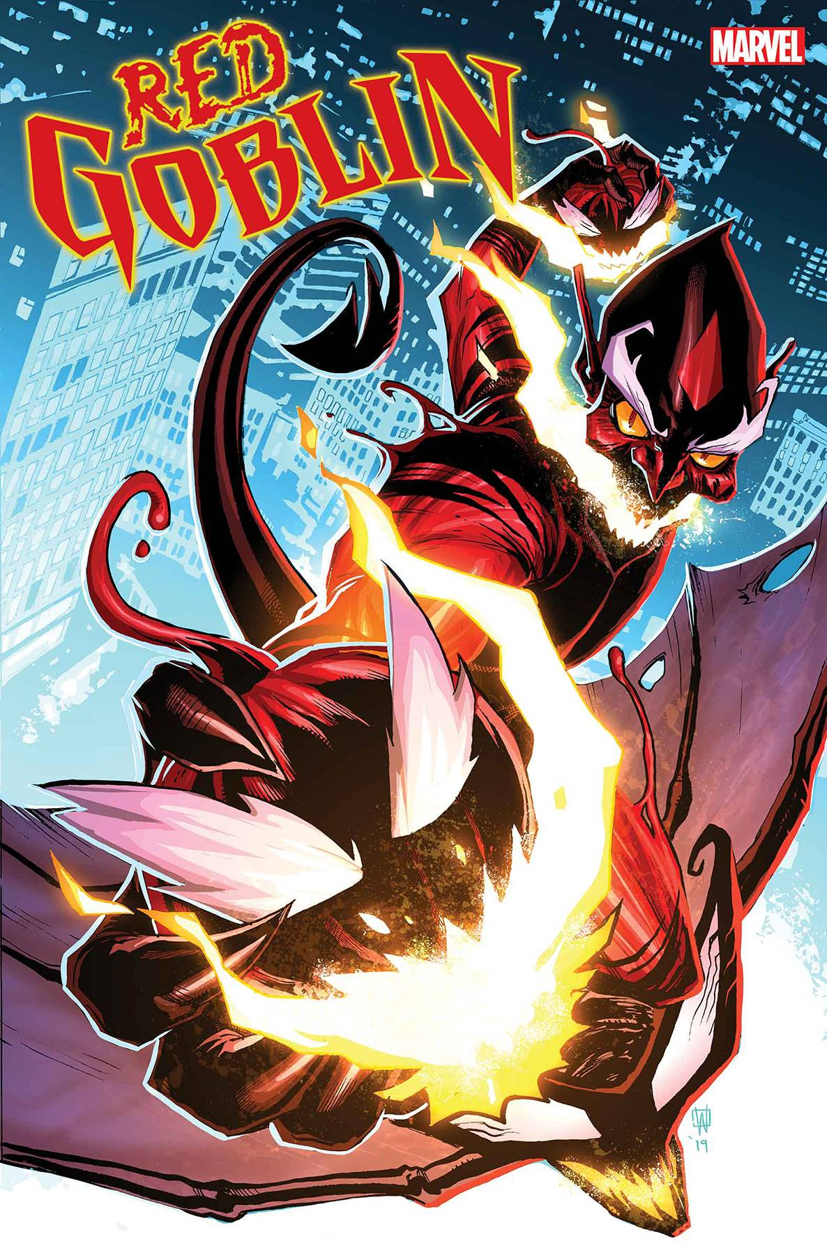 Red Goblin: Red Death #1 (2019)