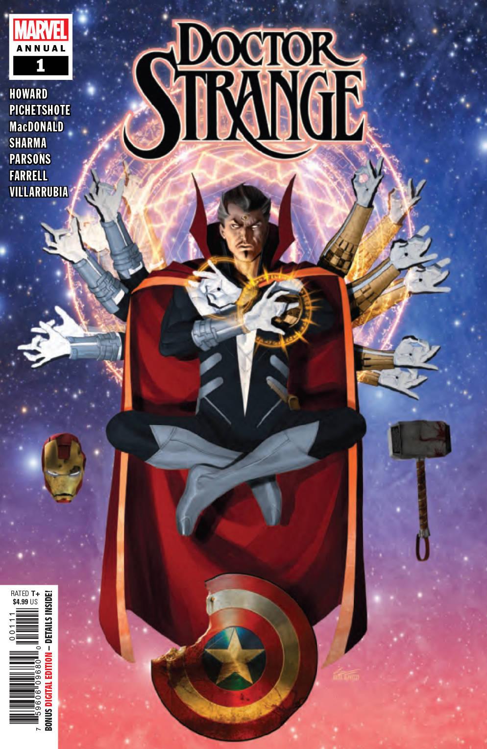 Doctor Strange Annual (2019) #1 (2019)