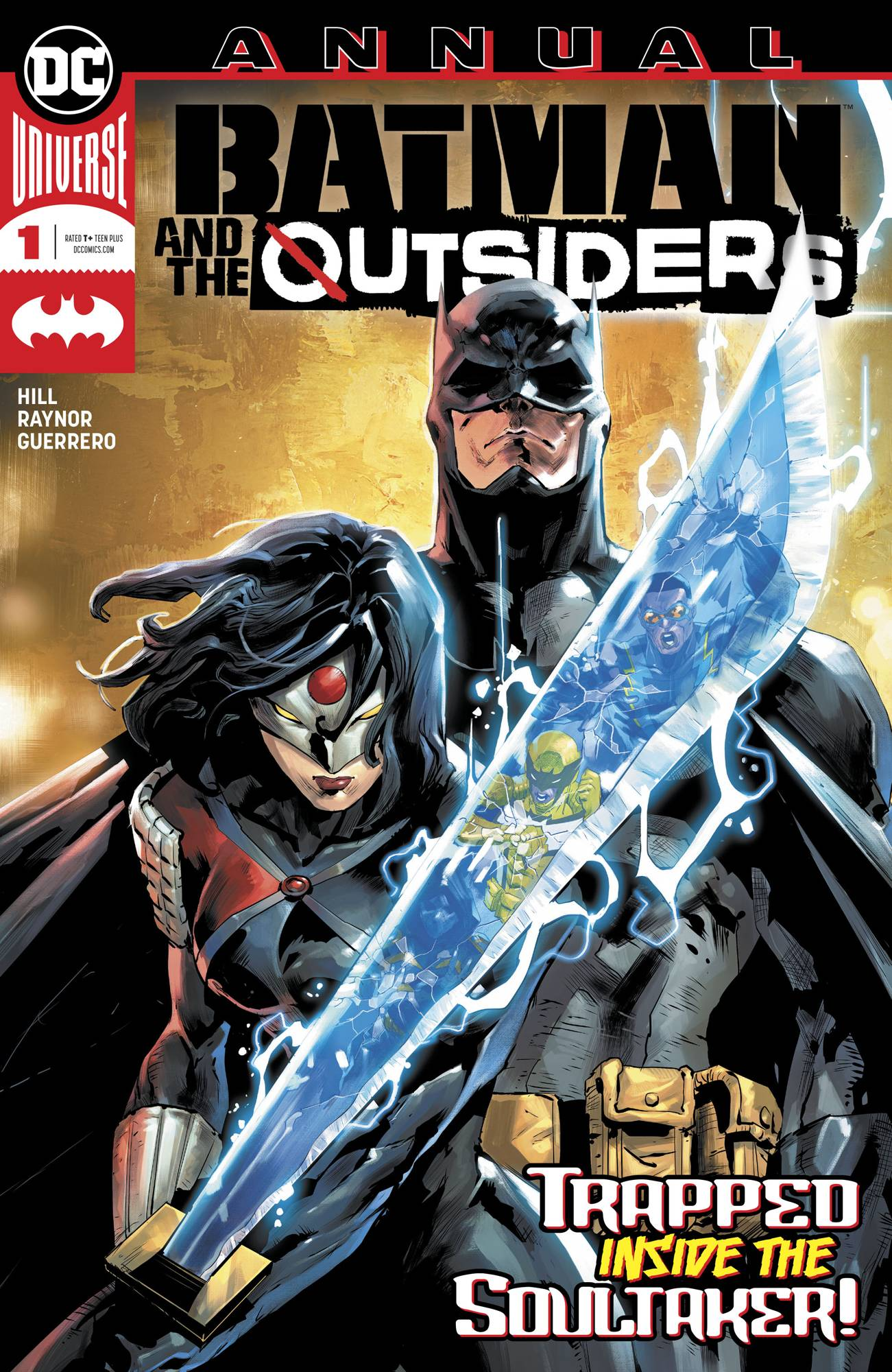 Batman And The Outsiders Annual (2019) #1 (2019)