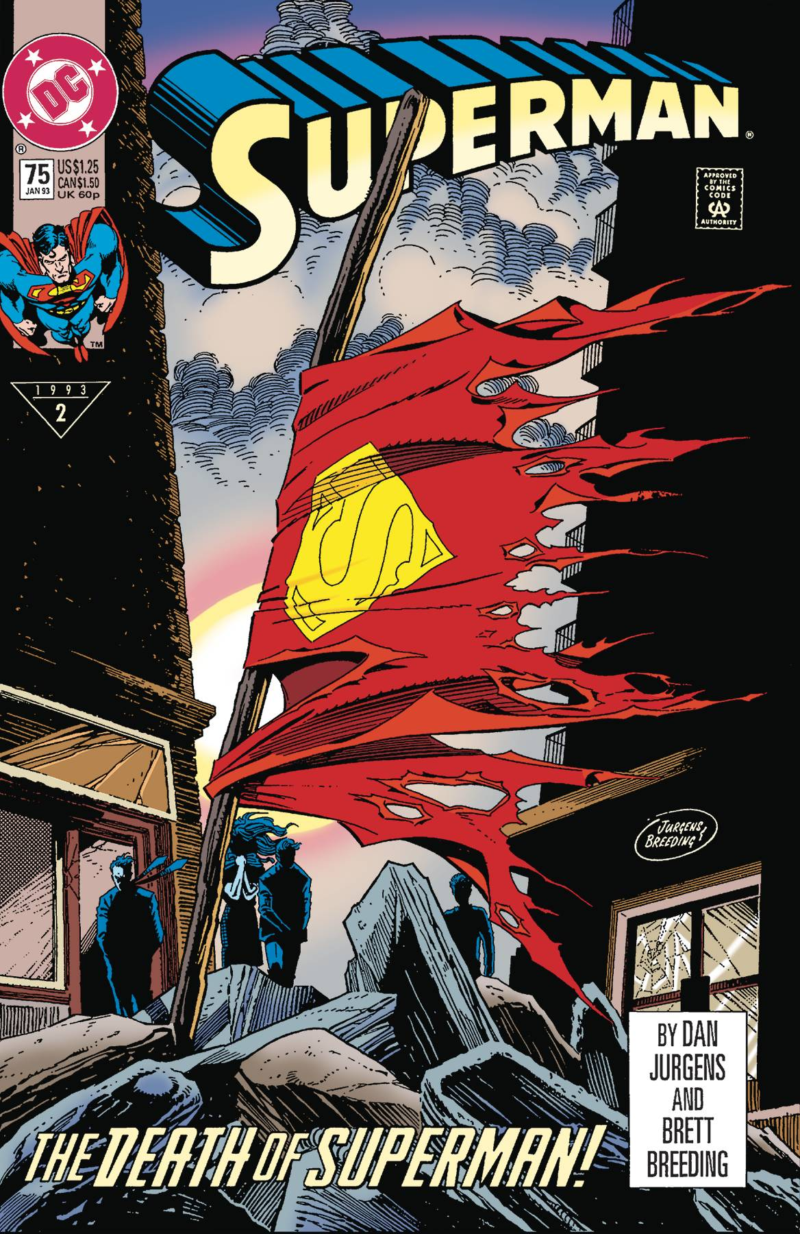 Dollar Comics: Superman #75 (2019)