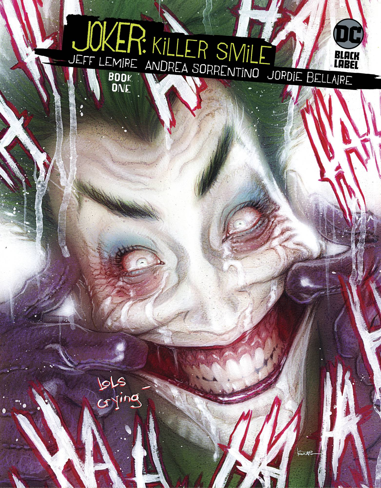 Joker: Killer Smile #1 (2019)