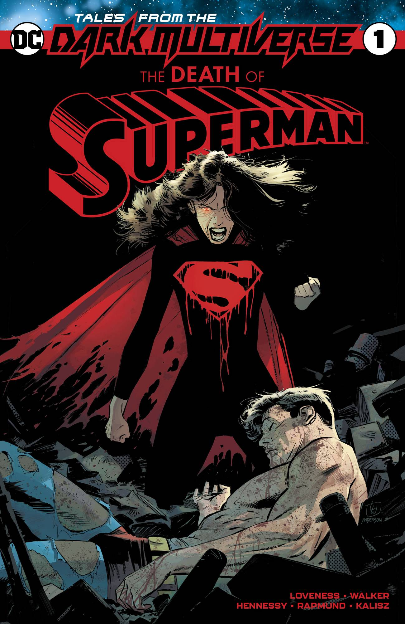 Tales From The Dark Multiverse: The Death Of Superman #1 (2019)