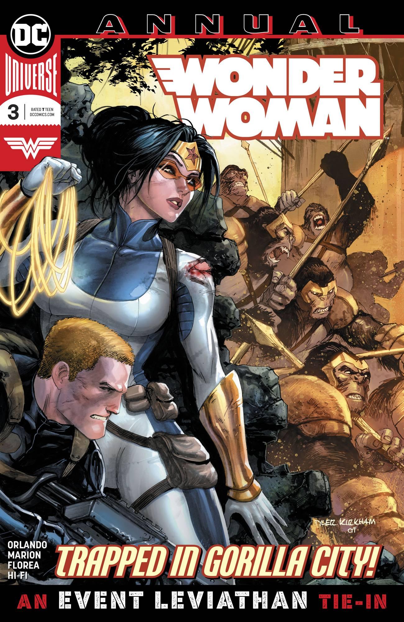 Wonder Woman Annual #3 (2019)