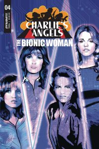 Charlie's Angels vs Bionic Woman #4 (2019)