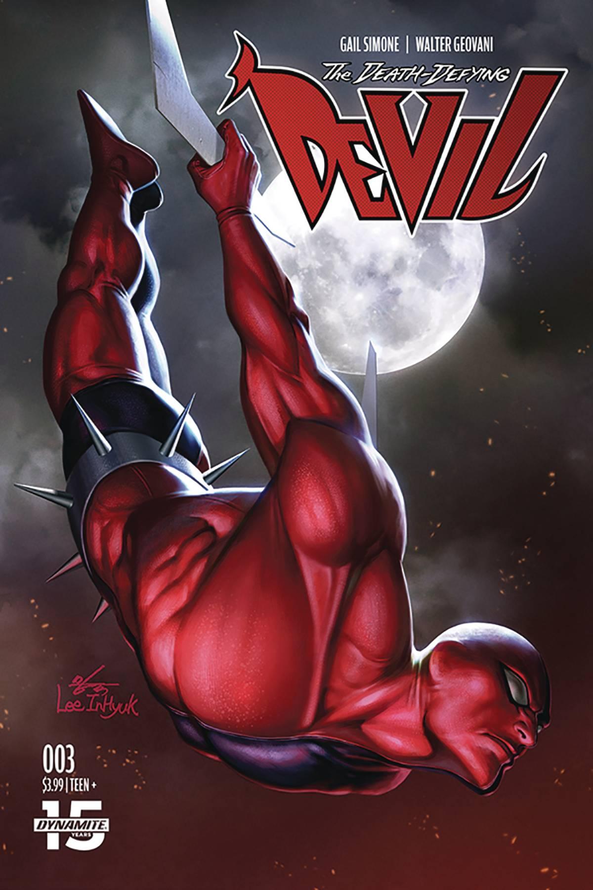 The Death Defying Devil #3 (2019)