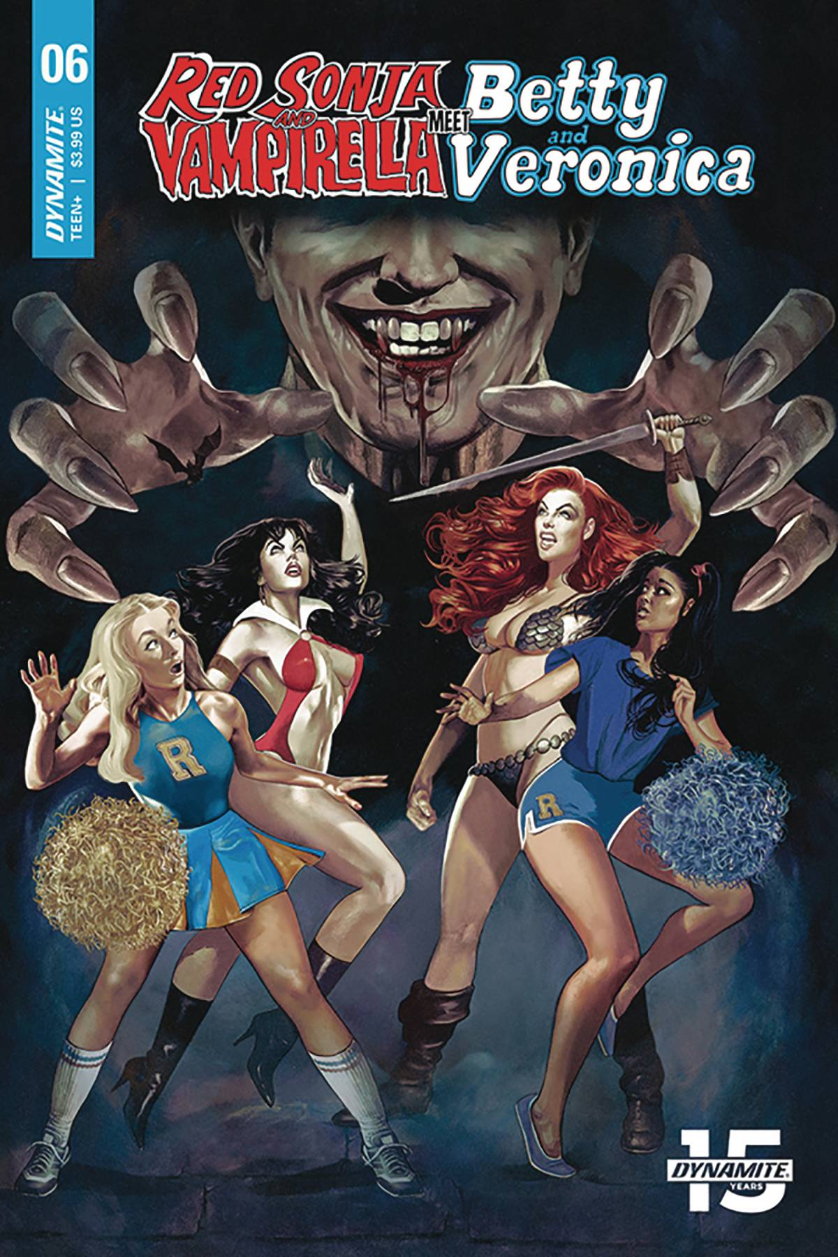 Red Sonja & Vampirella Meet Betty & Veronica #6 (2019)
